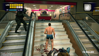 Dead rising bugs special forces use escalator stairs
