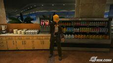 Dead rising drinking orange juice