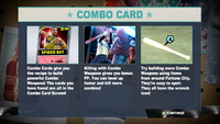 Dead rising 2 combo card turtorial screen justin tv