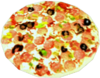 Dead rising Uncooked Pizza