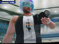 Dead rising IGN Black and White Sleeveless