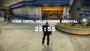 Dead rising timeline helicopter arrival