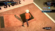 Dead rising 2 case 0 bobs running across roof (13)
