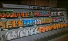 Dead Rising Colombian Roastmasters juice freezer