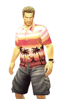 Dead rising Casual Beachwear 2