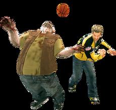Dead rising basketball main