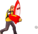Protoman Blaster and Shield
