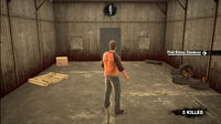 Dead rising case 0 safe house items save shed (2)