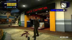 Dead rising walkthrough (2) cams camera