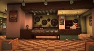 Dead rising Cheesecake mania interior