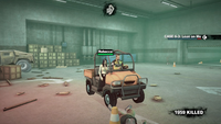 Dead rising 2 case 6-3 lean on me 4x4 with rebecca