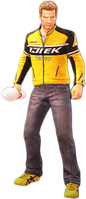 Dead rising bowling pin holding