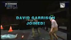 Dead rising david garison joined