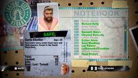 Dead Rising curtis notebook