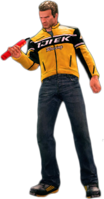 Dead rising dynamite holding 2