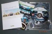 Dead rising with willamette map