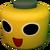 Dead rising Servbot Mask (Dead Rising 2)