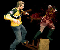 Dead rising barstool breaking