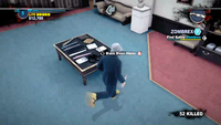 Dead rising 2 modern businessmanBlack Dress Shoes justin tv