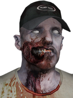 Dead island willeser truck hat introduction zombie