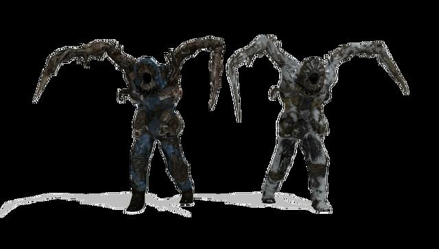 File:Necromorphs by rozenati-d871rrw.png