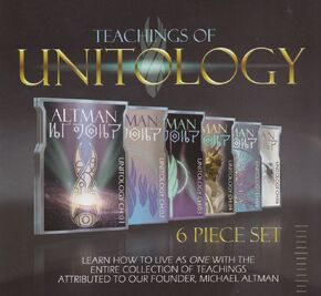 Unitology DVD set