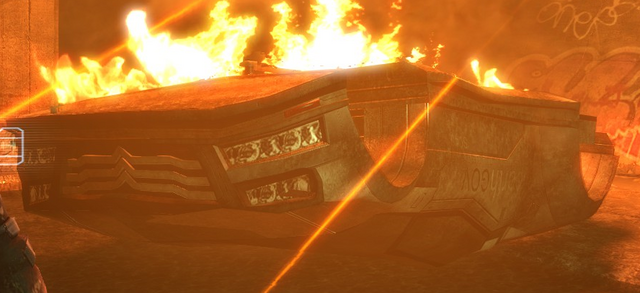 File:Blown up patrol car.png