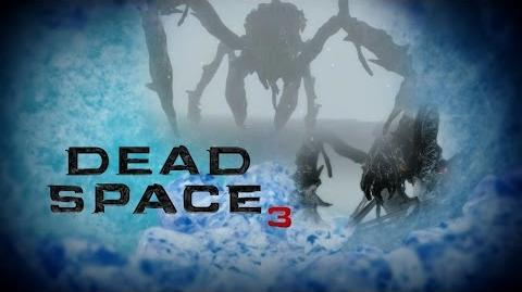 Dead Space Snow Beast Necromorph Sound Effects + Theme music HD