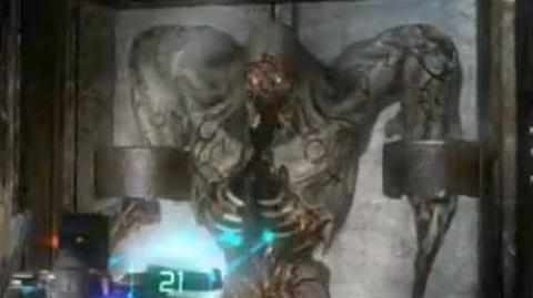Dead Space 3 - Captured Regenerator Ubermorph Hunter