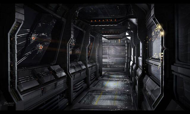 File:Dark Corridor concept.jpg