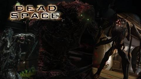 Dead Space Hunter Ubermorph Regenerator Necromorph Sound Effects HD