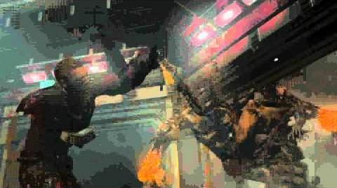 Dead Space 2 - Tripod Death 3