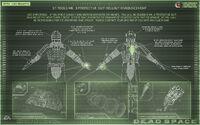 Dead Space CEC Armor 3