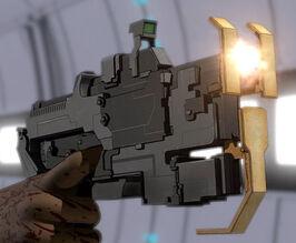 Unnamed pistol