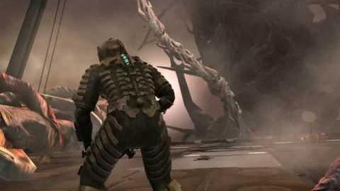Dead Space Final Boss Battle - Hive Mind (HD quality)