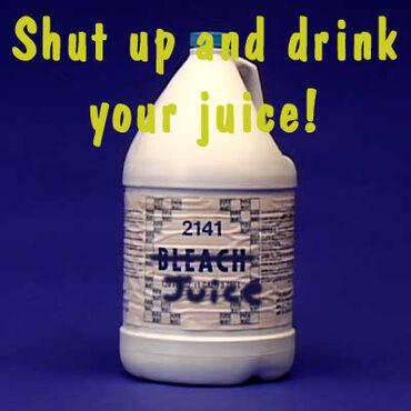 Bleachjuice