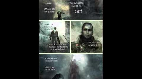 Dead Space Liberation Full Book (Part 1)