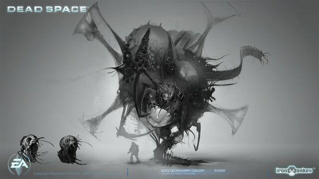 File:Dead Space - Concept Boss.jpg