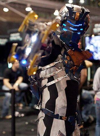 File:Isaac clarke cosplay.jpg