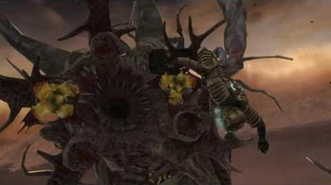 Dead Space - death by Hive Mind