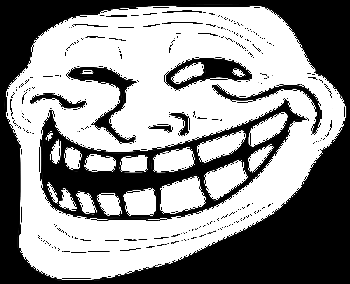 File:Troll face 2.png