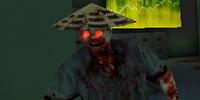 Male Zombie (China)