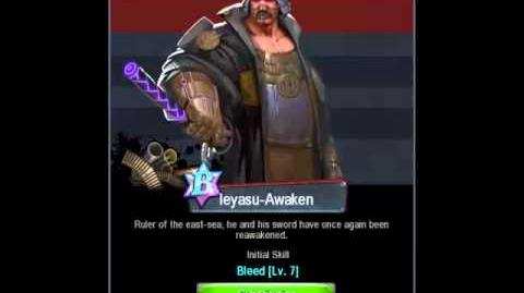Leyasu awaken