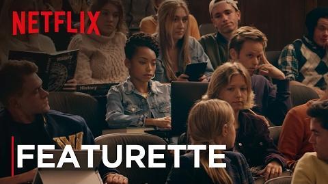 Dear White People Featurette Stay Woke Netflix