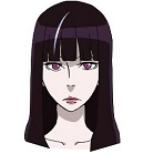 Black-Haired Woman