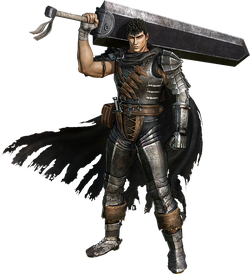 Berserk guts by dragonwarrior h-da9e1jq