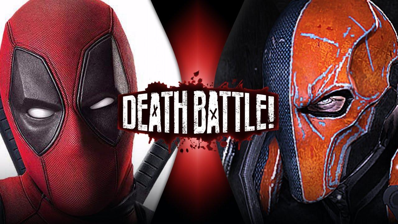 Deadpool Vs Deathstroke Death Battle Wiki Fandom