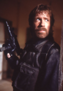 The Delta Force - Chuck Norris as he appears when playing as Major Scott McCoy