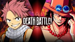 Natsu VS Ace (Official)
