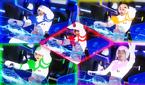 The Voltron Force 3D Models